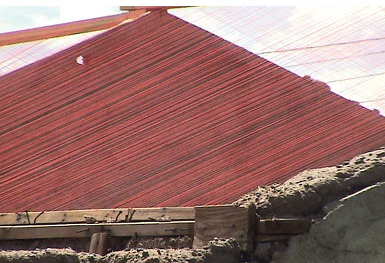 Red Roof Adobe Theresa Gooby